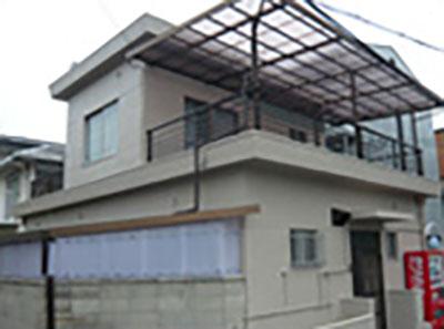 居宅塗装例