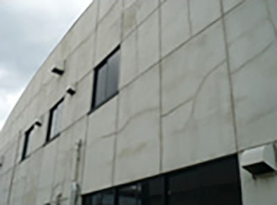 事務所外壁塗装